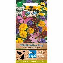 Wildlife attracting mixed garden varieties seeds pack product photo