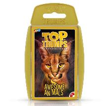 Awesome Animals Top Trumps product photo