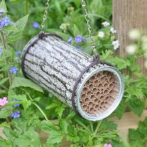 Bee nesting tin product photo