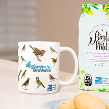 Big Garden Birdwatch mug product photo