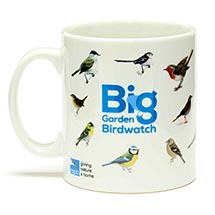 Big Garden Birdwatch mug 2021 product photo