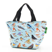 Cool bag, garden birds design product photo
