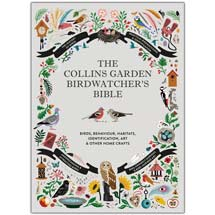 The Collins Garden Birdwatcher's Bible product photo