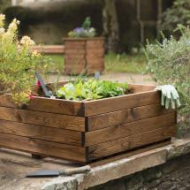 Vegetable raised box - RSPB Garden furniture, Lodge Collection product photo