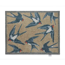 RSPB Swallows absorbent doormat product photo