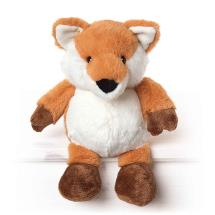Jasper the fox plush beanie toy product photo