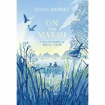 On the Marsh by Simon Barnes product photo