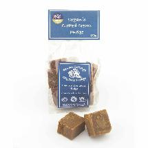 Organic Clotted Cream Fudge, 150g product photo