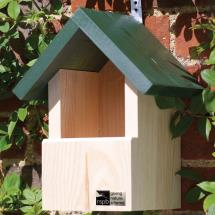 Apex open-front nest box product photo