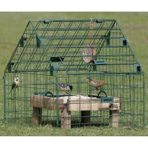 Adjustable ground feeding sanctuary product photo