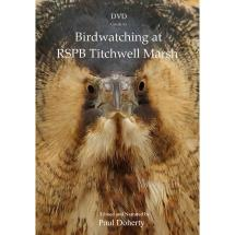 Birdwatching at RSPB Titchwell Marsh DVD product photo