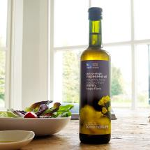 RSPB Hope Farm extra-virgin rapeseed oil product photo