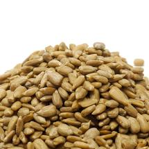 Premium sunflower hearts bird seed product photo