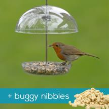 I love robins feeder & buggy nibbles product photo