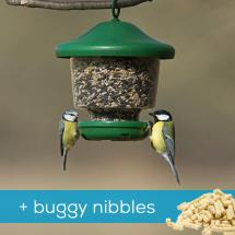 My favourite's feeder & buggy nibbles product photo
