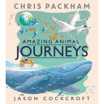 Amazing animal journeys product photo