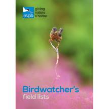 Birdwatcher's Field Lists RSPB product photo