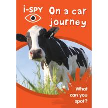 i-SPY On a car journey: What can you spot? product photo
