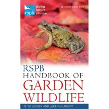 RSPB Handbook of Garden wildlife product photo