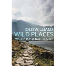 Wild Places by Iolo Williams product photo