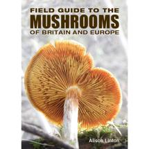 Field guide to the mushrooms of Britain and Europe product photo