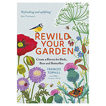 Rewild Your Garden: Create a Haven for Birds, Bees and Butterflies product photo