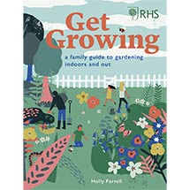 RHS Get growing - a family guide product photo