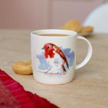 Robin mug product photo