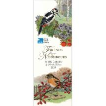 RSPB Friends and Neighbours calendar 2020 product photo