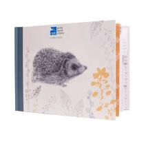 RSPB Hedgehog address book product photo