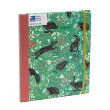 RSPB Nature's print address book product photo