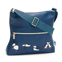 RSPB Puffin sling bag product photo
