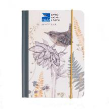 RSPB Wren notebook product photo