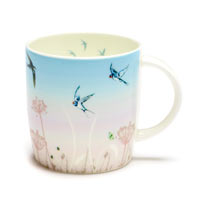 Summer haze mug pink product photo