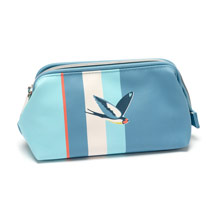 Cosmetic bag, swallow design product photo