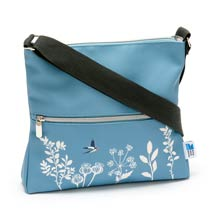 Cross-body sling bag, swallows product photo