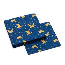 Winter skies napkins product photo
