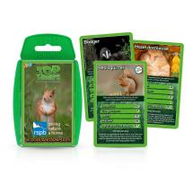 RSPB Woodland Animals Top Trumps product photo