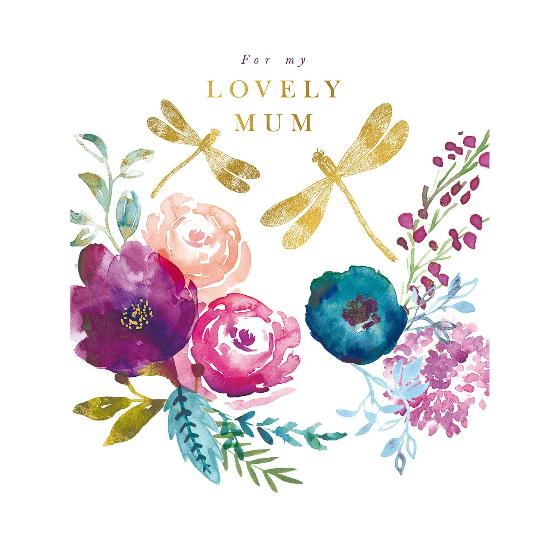 For my Lovely Mum card product photo Default L