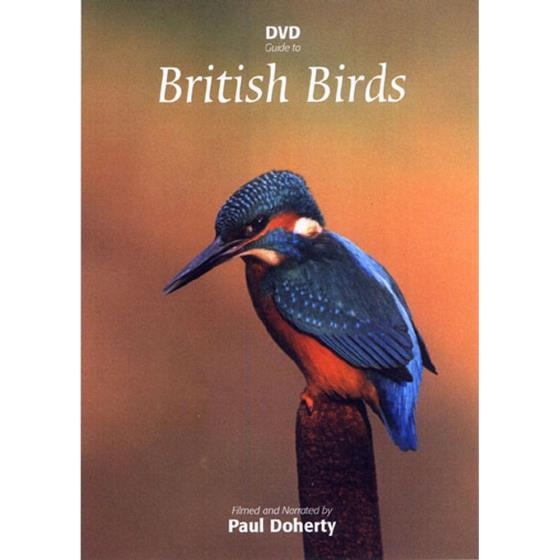 Guide to British Birds DVD product photo Default L