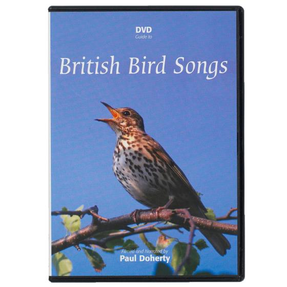 British Bird Songs DVD product photo Default L