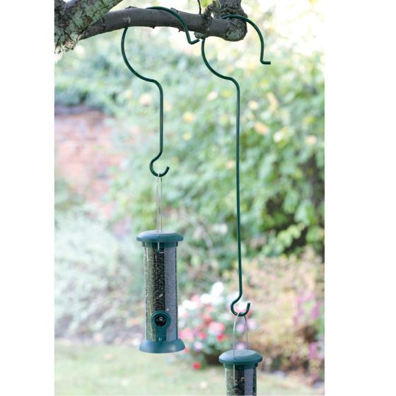 Tree hook for hanging bird feeders 60cm product photo Front View - additional image 1 L
