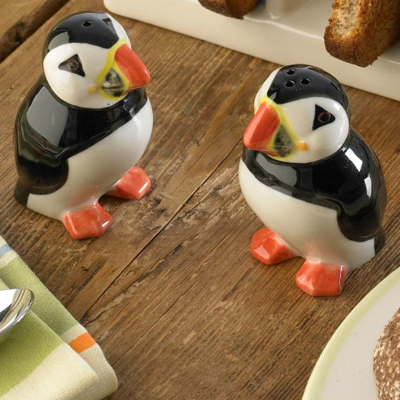 Puffin cruet set product photo