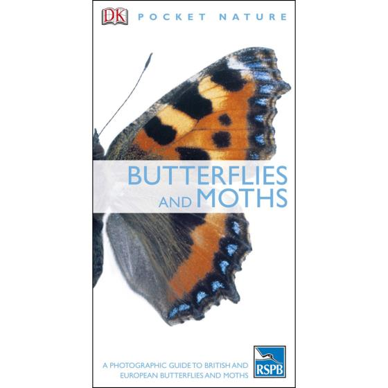 RSPB Pocket Nature Butterflies and Moths product photo