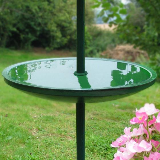 Anywhere bird bath product photo Front View - additional image 1 L