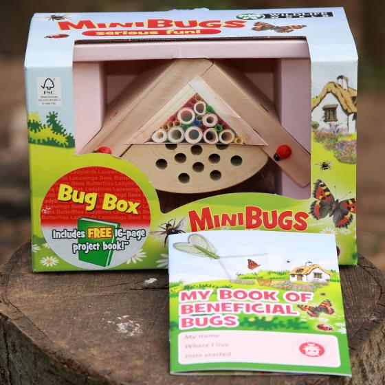Rosie's bug box product photo Back View -  - additional image 2 L