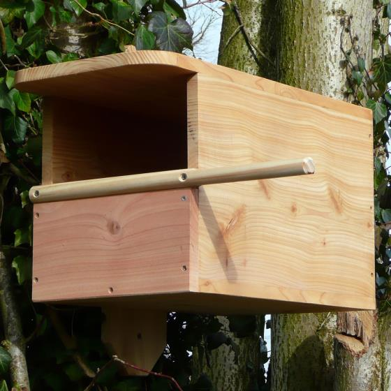 Kestrel nest box product photo Default L