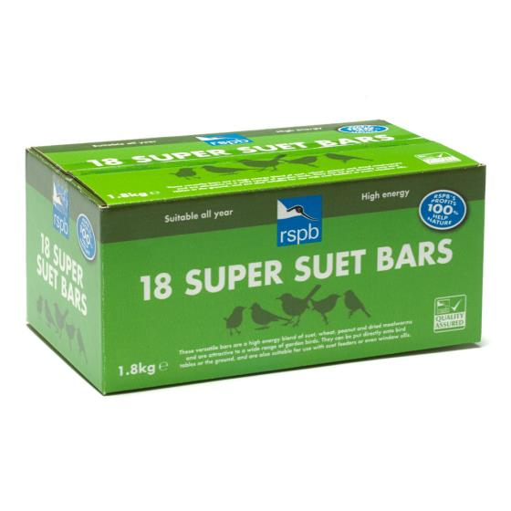 Super suet bars x18 x2 product photo Back View -  - additional image 2 L