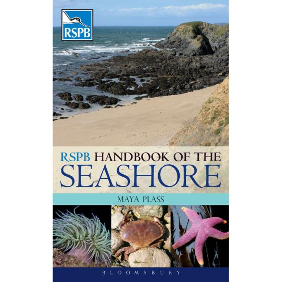 RSPB Handbook of the Seashore product photo