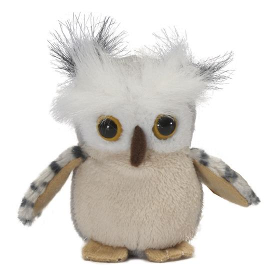 Baby owl bean buddy product photo Default L